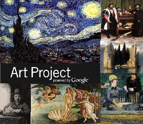 Visitar Art Project