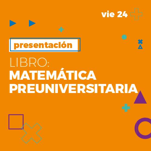 Manual de Matemática Preuniversitaria