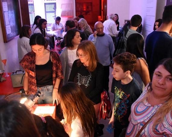 2018 :: VIII Noche de los Museos