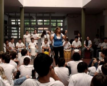 2012 :: Escuela Nº 631 Benjamín Gorostiaga. San Carlos Centro