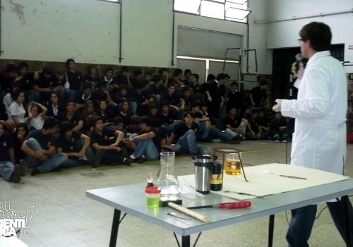 2012 :: Escuela Nº 8003 Inmaculada Concepción y EEMPI Nº 8016 Nuestra Señora del Huerto.