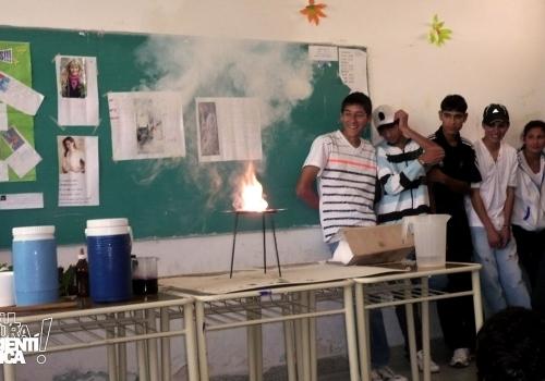 2012 :: Escuela Nº 528 Jorge Luis Borges. Santa Fe
