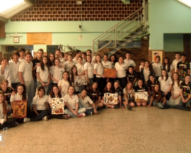 2013 :: Escuela Nº8118 Lucas Pedro Funes. San Vicente, Santa Fe.