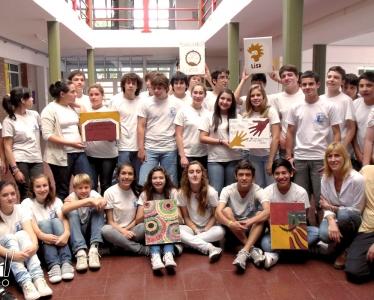 2013 :: Escuela Nº 631 Benjamín Gorostiaga. San Carlos Centro.