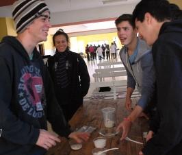 Cultura Científica participó del Campamento Científico organizado en General Ramírez