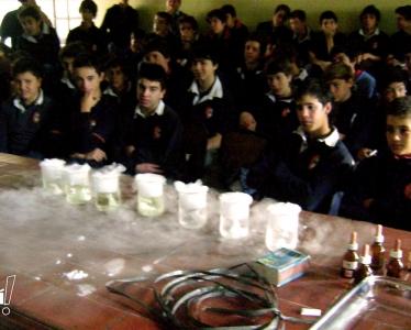 2013 :: Escuela Nº 8003 Inmaculada Concepción. Santa Fe