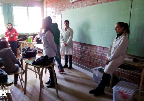 2015 :: Escuela Nº 684 Dr. Mariano Quiroga