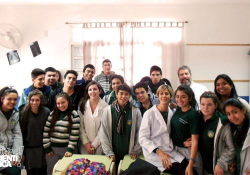 2015 :: Escuela Nº 3158 Visión de Futuro