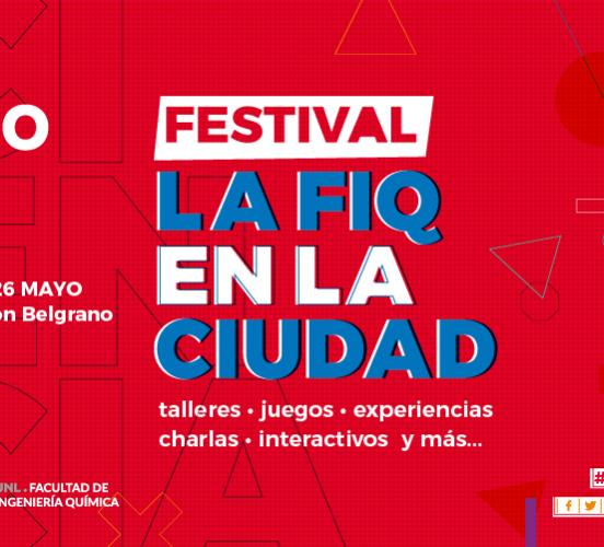 """Festival """"La FIQ en la ciudad"""": inscripciones para escuelas"""