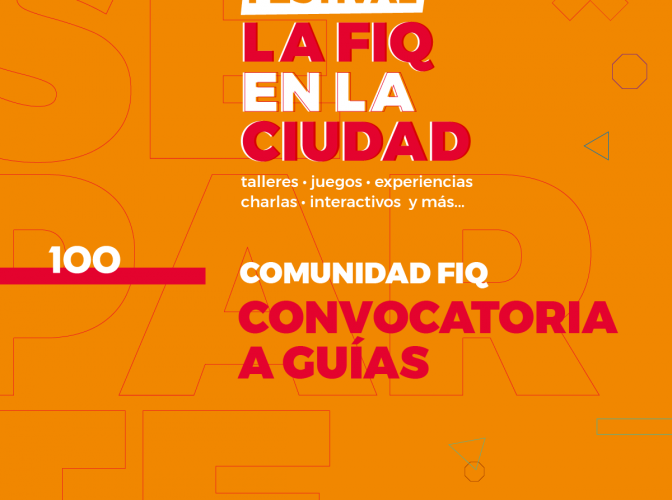 Comunidad FIQ: convocatoria a Guías