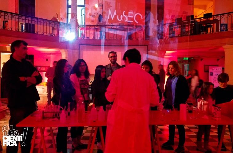 La VII Noche de los Museos también se vivió en la FIQ