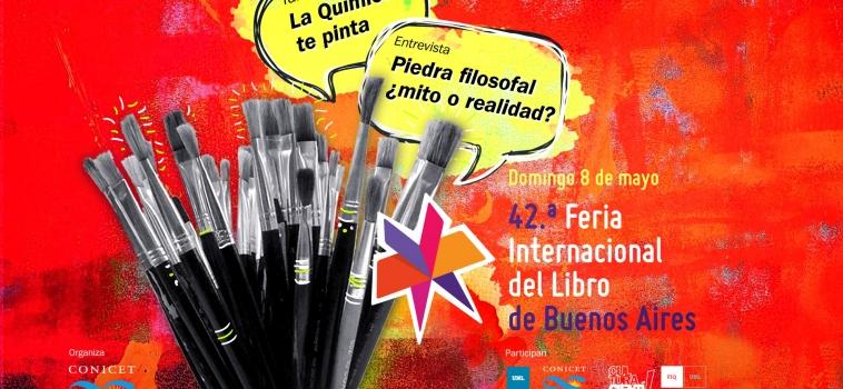 Cultura Científica presente en la Feria del Libro