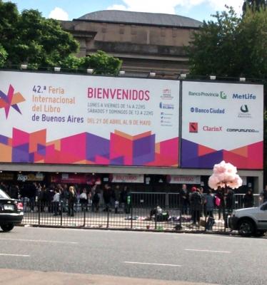 2016 :: 42ª Feria Internacional del Libro Buenos Aires