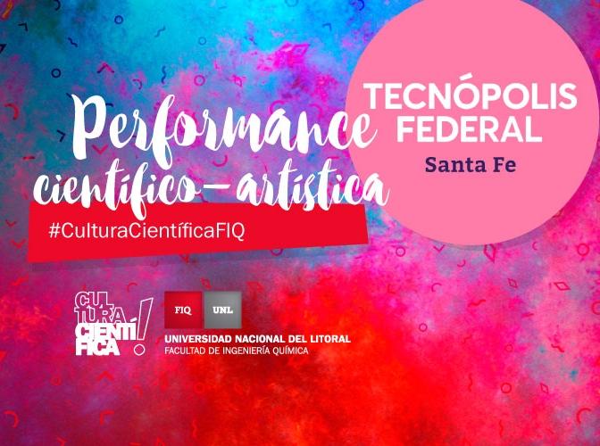 Cultura Científica es parte de la  programacióndeTecnópolis Federal Santa Fe.