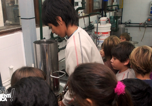 2011 :: Escuela Primaria de la UNL . Sala Damianovich