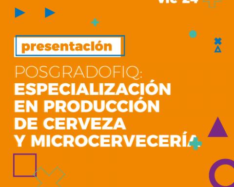 PosgradoFIQ: Especialidad en producción  de cerveza y microcervecería