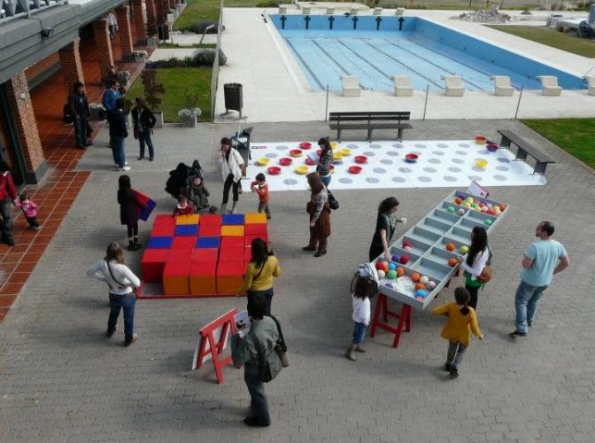 Más de 2.000 niños participaron de aniMATE
