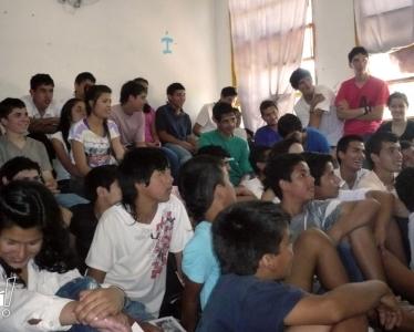 2011 :: Escuela Nº 528 Jorge Luis Borges. Santa Fe.
