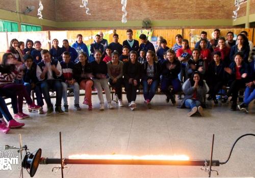 2015 :: Escuela Nº 596. Santo Tomé
