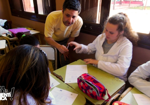 2015 :: Escuela N° 220 Dr. Ricardo Foster