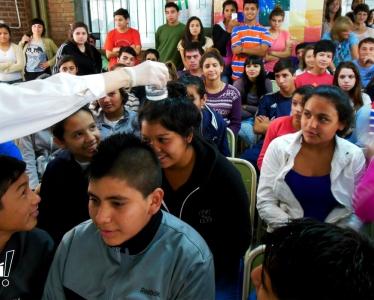 2015 :: Escuela N° 389 Julio Migno