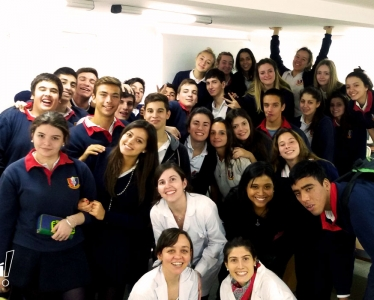 2015 :: Escuela Media Nº 3107 Dra. Sara Faisal