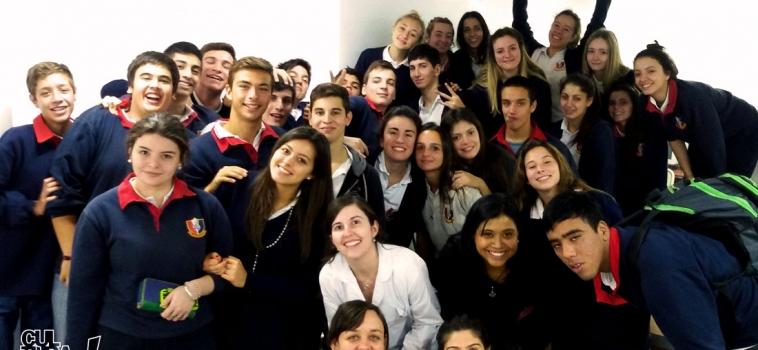 Cultura Nómada hizo escala en la Escuela Dra. Sara Faisal