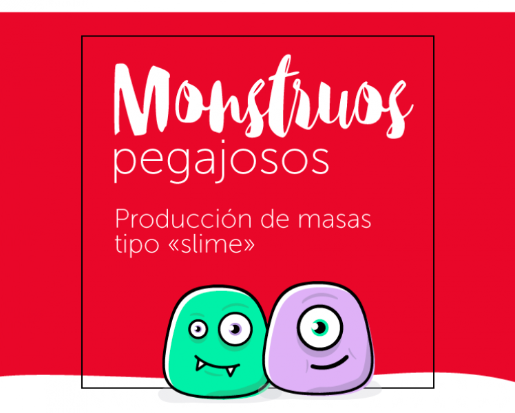 Monstruos pegajosos