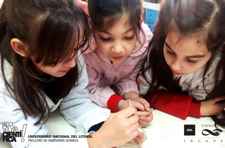 La FIQ participa en la XV Semana Nacional de la Ciencia y la Tecnología