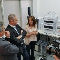 Quedó inaugurado un equipamiento único en la región destinado al análisis multielemental